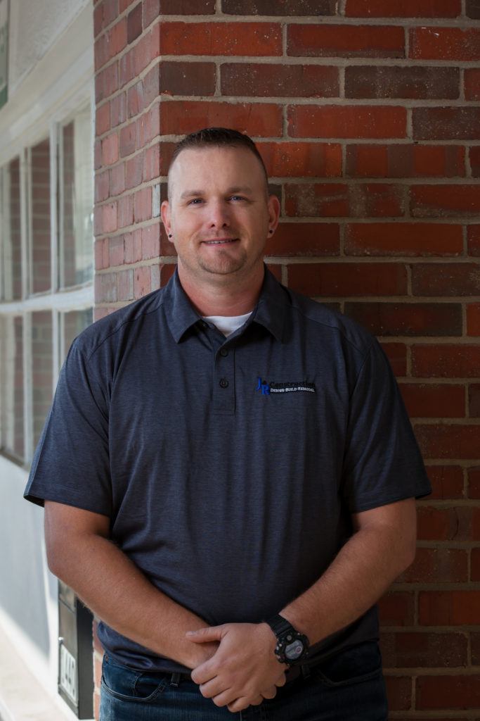 Chad Tipton, Project Manager