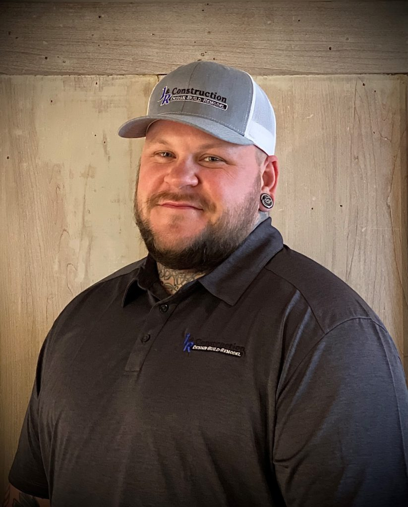 Aaron Moore, Materials Manager